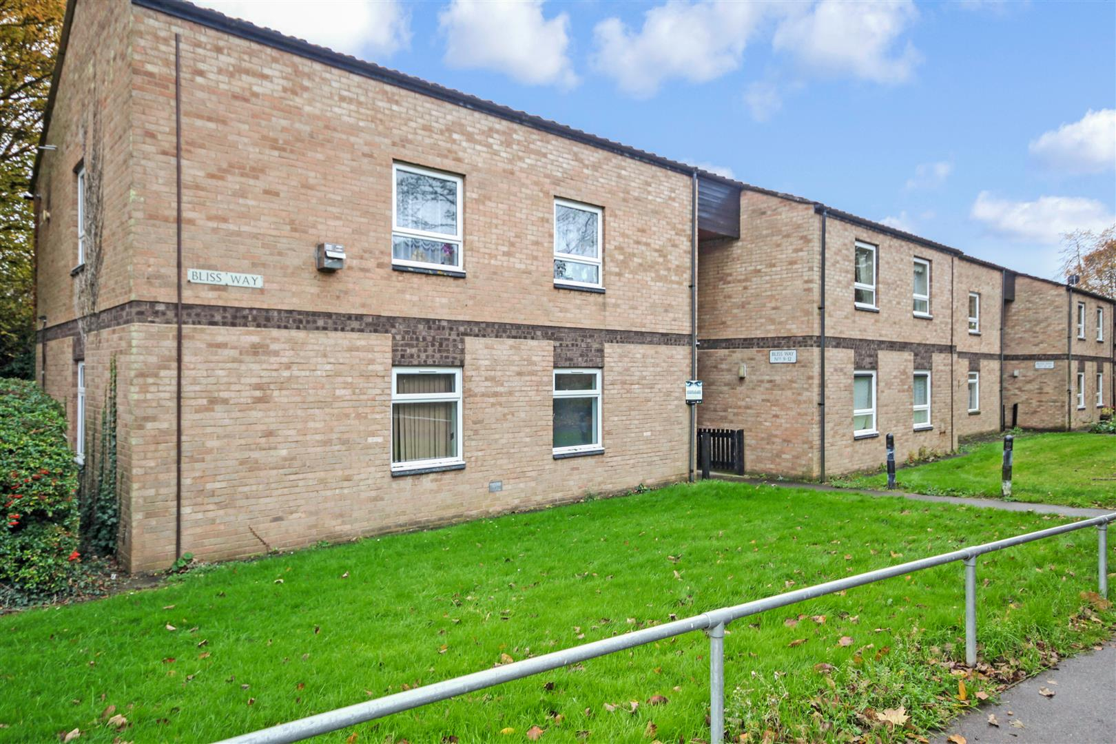 1 Bedroom Flat for sale in Bliss Way, Cambridge